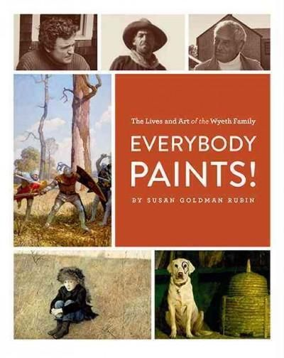 In this distinctive volume, acclaimed biographer Susan Goldman Rubin shares the fascinating story of the WyethsN.C., Andrew, and Jamiethree generations of painters and arguably the First Family of Ame