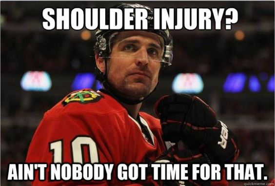 NHL Playoff Memes | Chicago Blackhawks became the first team in the West to clinch playoff ...