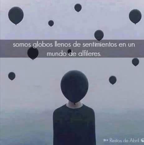 Somos globos ✂ on We Heart It