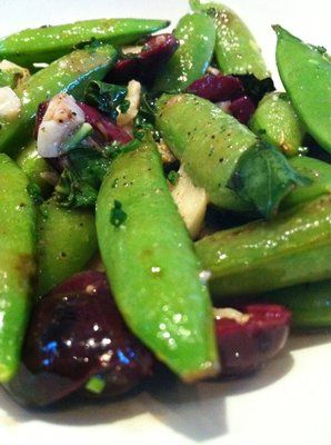 Sugar snap peas, Lemon basil and Snap peas on Pinterest