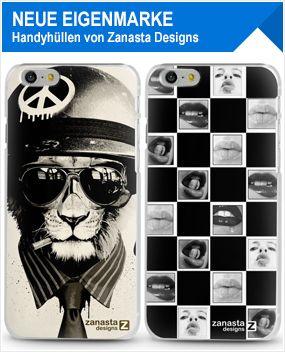 Handyhüllen und Handytaschen von Zanasta Designs günstig kaufen