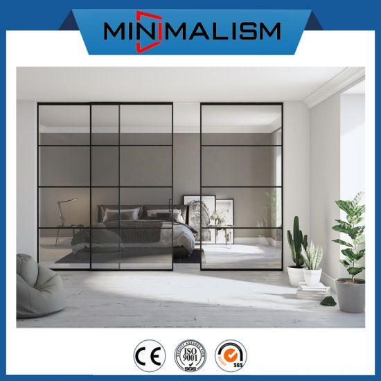 Hot Item Aluminium Double Glazed Narrow Profile Sliding Doors Prices In 2020 Sliding Glass Door Glass Doors Interior Trending Decor