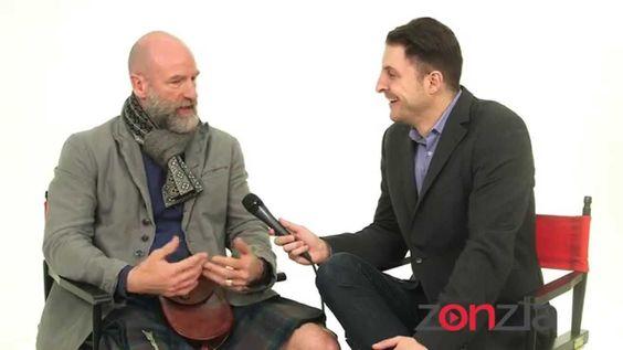 """FULL INTERVIEW: Graham McTavish on """"Outlander"""" @BTVRtv with @ArthurKade"""