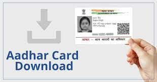 How To Download Aadhar Card On Your Mobile Phone Aadhar Card Mobile App In 2020 Aadhar Card Cards One Time Password