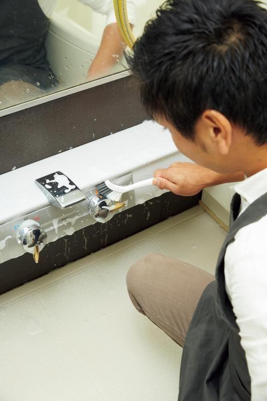 The360 Life お風呂掃除ブラシおすすめランキング10選 カビ