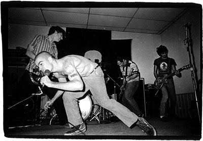 Craziest thing about Black Flag: They used to practice -- a lot.