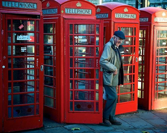 London - Photo by S. Pasquet