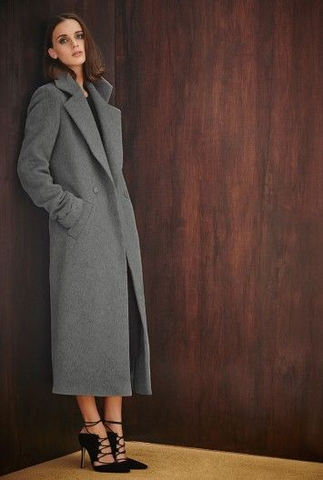 Longline Coat for Tall Women | Long Tall Sally Canada | Tall Style