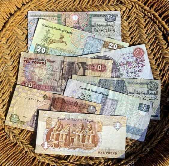 تفسير حلم العثور على النقود الورقية في المنام موقع مصري One Pound Egypt Dollar