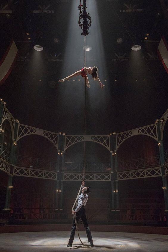Zendaya in The Greatest Showman