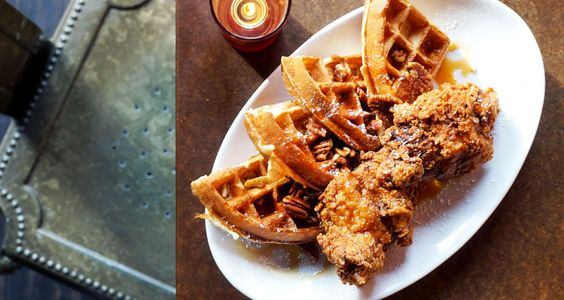 Justin Schuble, the blogger behind top food Instagram account @dcfoodporn, shows you how to eat fearlessly in his city—fried chicken fix included.