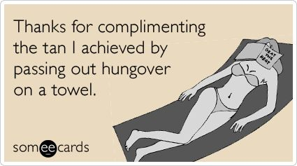 This sort of sums up my weekend...: My Life, Towel Someecards, Funny Cards, Funny Stuff, Funny Weekend, Hungover Tan, Nice Tans D, Hawaii Life, Summer Time