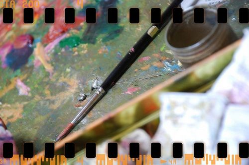 How to Oil Paint on Canvas