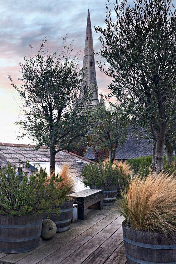 Maison à Londres, décorateur Vincent Van Duysen © Tom Mannion (AD n°113 décembre-janvier 2013)