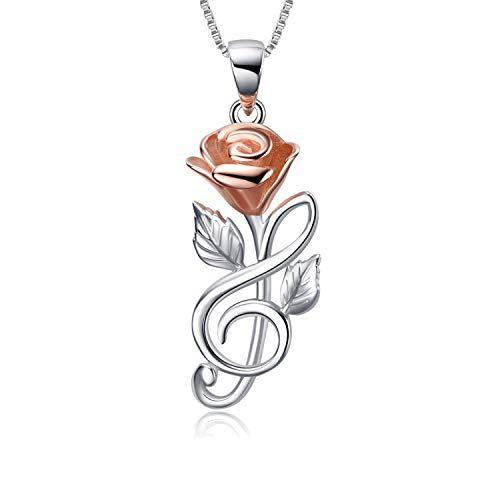 Bracelet /& Necklace Set  Silver  Gold  Rose Gold Stainless Steel Love Heart Floral Rose Heart Charm