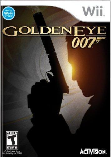 James Bond 007 Goldeneye Nintendo Wii Products Wii Games