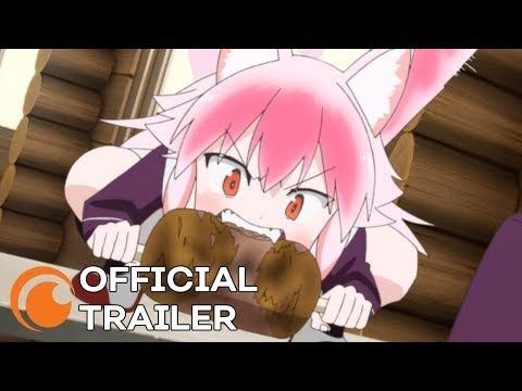 Seton Academy Join The Pack Official Trailer Youtube Anime