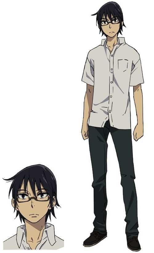 Boku Dake Ga Inai Machi Manga Anime Anime Character Design Inspiration