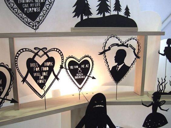 valentine shadows