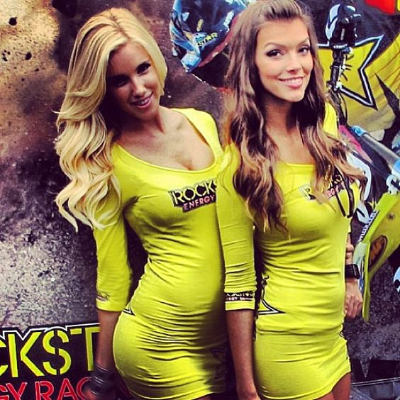 Rock racing girls