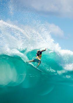 Mitch Crews on the Gold Coast Photo   Corey Wilson