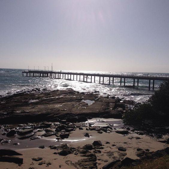 Another beautiful shot from Lorne  #Lorne #beach #minibreak #love #relaxation #healthy #walk #mornings #ocean by nutrition.natty http://ift.tt/1IIGiLS