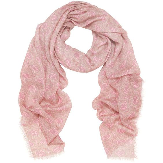 mulberry - square printed scarf