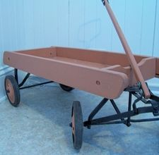 How to Build a Garden Wagon