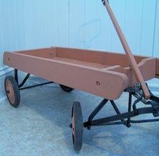 How to Build a Garden Wagon