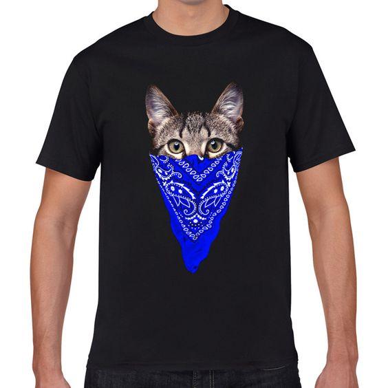 Joy Only 2017 Summer Men's New Fashion T-Shirt DJ Cat Fish Printed 3D T Shirt Cool Tee Men Short Sleeve Funny Tops Size XS-6XL