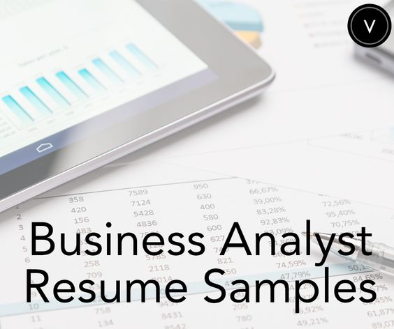 Business Systems Analyst Resume Sample. Business Analyst Resume