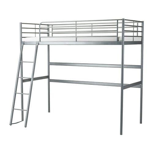 12 Artistique Lit Double Mezzanine Ikea Di 2020 Dekorasi Kamar Tidur Kamar Tidur Minimalis