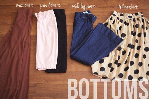 Wardrobe Basics from Sydney at The Daybook