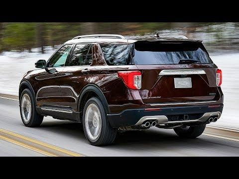 2020 Ford Explorer Interior Exterior And Driving Ford Explorer 2020 Drive Design And Interior Bas Ford Explorer 2020 Ford Explorer Ford Explorer Interior