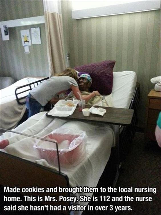 Faith In Humanity Restored – 13 Pics: