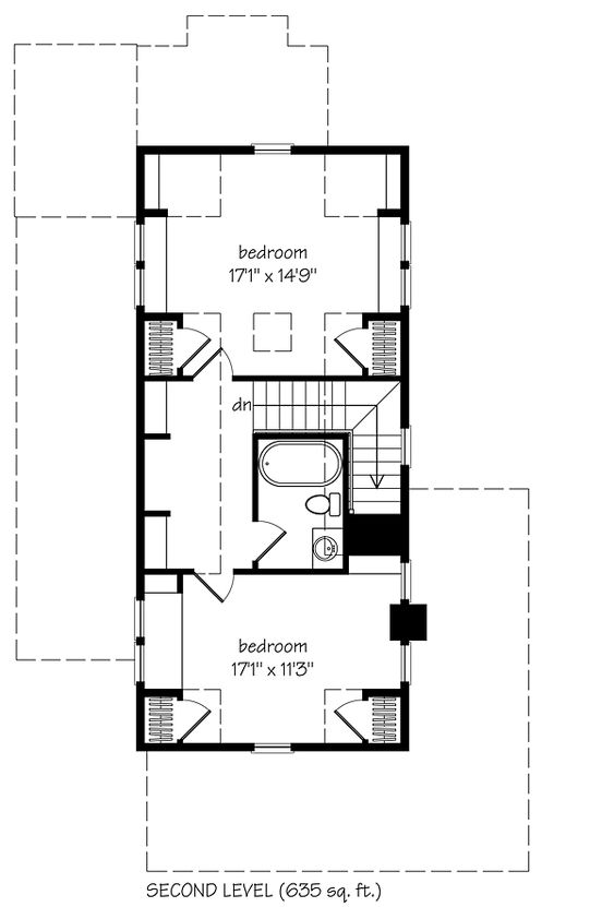 Cottages southern living house plans and floors on pinterest for Moser design group house plans