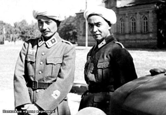 Почему крымские татары служили Гитлеру?