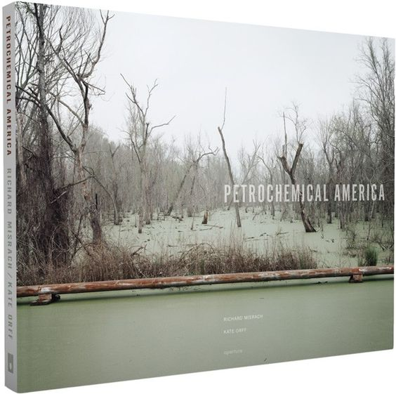 """""""Petrochemical America"""" - Photographs by Richard Misrach, Ecological Atlas by Kate Orff"""