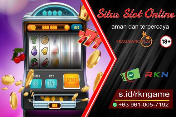Situs Judi Slot Online RKNSLOT