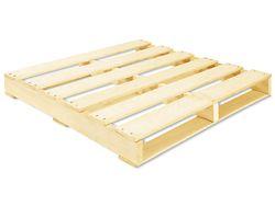 """36 x 36"""" New Wood Pallet H-3445 - Uline"""