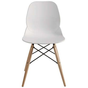 Chaises orca conforama appartement d co scandinave for Chaises de cuisine conforama