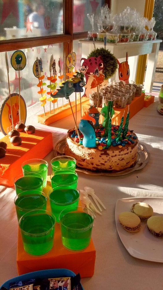 Mesa dulce Bajoterra