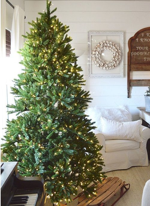 15 Best Fake Christmas Trees 2020 That Look Real Fake Christmas Trees Best Artificial Christmas Trees Artificial Christmas Tree
