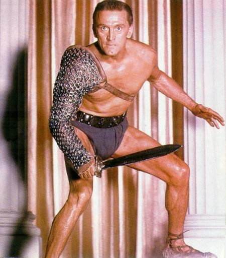 Image result for kirk douglas in spartacus