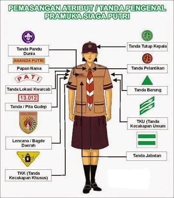 Baju Pramuka Sd Siaga