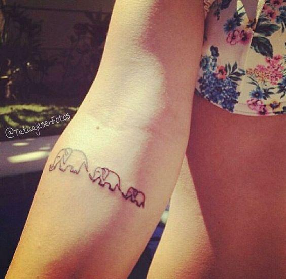 Tatauje madre e hija tatuajes de hijas and tatuajes on pinterest