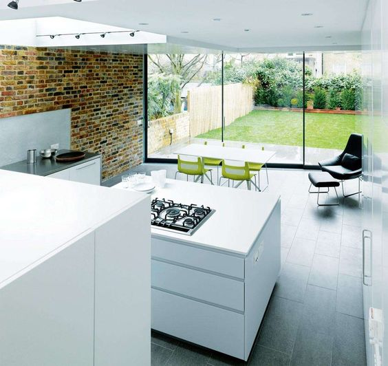 Victorian terrace kitchen extension kitchen addition for Terrace kitchen extension