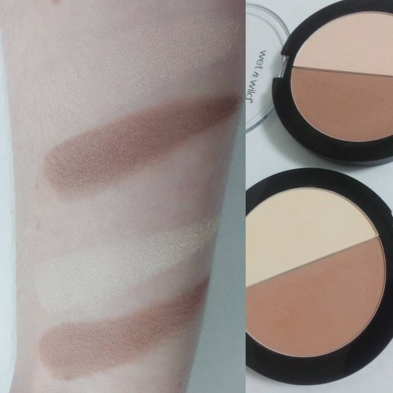 MegaGlo Contouring Palette by Wet n Wild Beauty #12