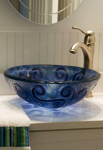 Beautiful bowl sink for my amazing future bathroom