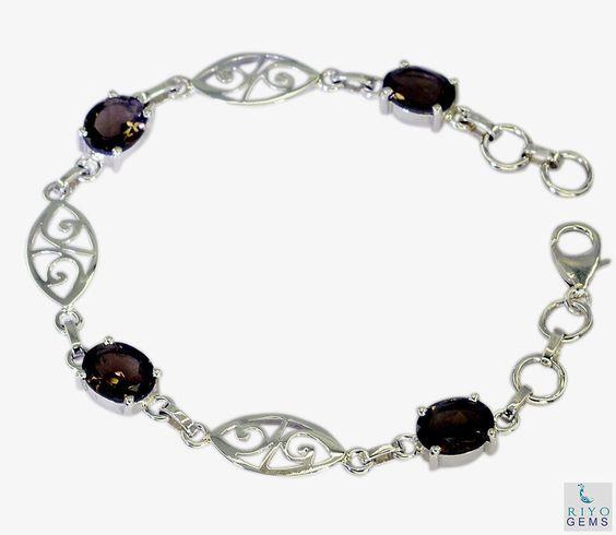 exquisite Rauchquarz Silber braun Armband liefert l-7.5in de  http://www.ebay.de/itm/exquisite-Rauchquarz-Silber-braun-Armband-liefert-l-7-5in-de-/262606087198?hash=item3d248ae41e:g:LSkAAOSw8oFXyYHb